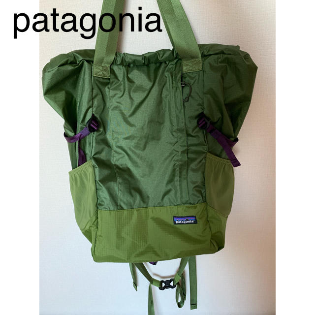 patagonia(パタゴニア)のパタゴニア リュック ライトウェイト トラベル トート レディースのバッグ(リュック/バックパック)の商品写真