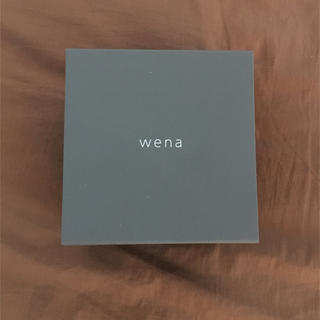 ソニー(SONY)の新品 wena wrist pro WB-11A/S [シルバー](その他)