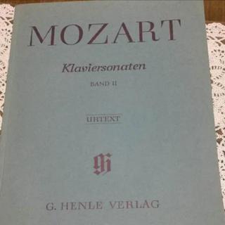 モーツァルト ピアノソナタ2楽譜 新品未使用(クラシック)