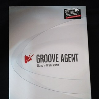 groove agent 4(ソフトウェア音源)