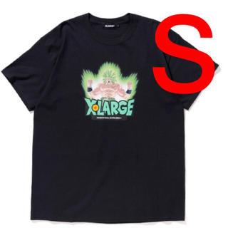 エクストララージ(XLARGE)のS】XLARGE  × ドラゴンボールZ ブロリーTシャツ(Tシャツ/カットソー(半袖/袖なし))