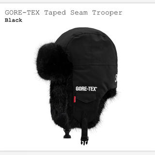 シュプリーム(Supreme)のsupreme GORE-TEX Taped Seam Trooper 黒 新品(その他)