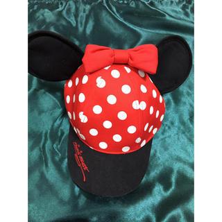 ディズニー(Disney)のディズニー ミニー帽子 フロリダ(キャップ)