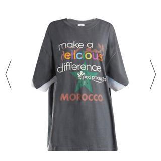 バレンシアガ(Balenciaga)のXSサイズ 新品 確実正規品 VETEMENTS T-shirt(Tシャツ/カットソー(半袖/袖なし))