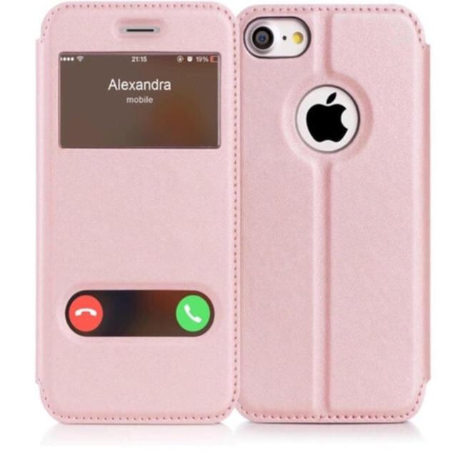iphone7 ケース チェック | 人気商品)iphone  手帳型ケース (9色)   新品の通販 by プーさん☆|ラクマ