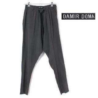 ダミールドーマ(DAMIR DOMA)のDAMIR DOMA ウール サルエルパンツ size44 ダミールドーマ(サルエルパンツ)