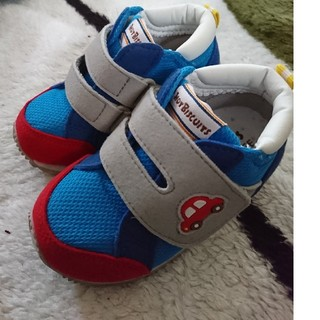 ミキハウス(mikihouse)のミキハウス靴14㎝(スニーカー)