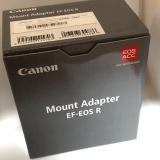 Canon - canon mount adapter EF-EOS R マウントアダプター
