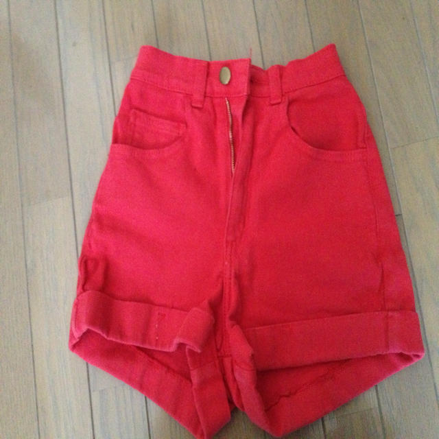 American Apparel(アメリカンアパレル)のAmerican apparel レディースのパンツ(ショートパンツ)の商品写真