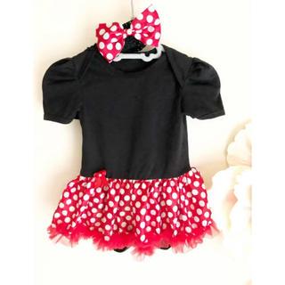 ディズニー(Disney)のミニーマウス ドレス ワンピース(ワンピース)