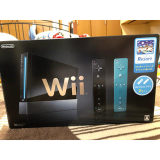 Wii - 【中古】任天堂 Wii スポーツリゾートセット 付属品完備
