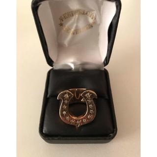 テンダーロイン(TENDERLOIN)のTenderloin gold diamond ring(リング(指輪))
