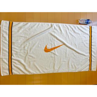 ナイキ(NIKE)の未使用新品 ナイキ 大きめのバスタオル(タオル/バス用品)