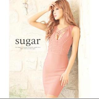エンジェルアール(AngelR)の新品 未使用 ゆんころ着用 キャバ ドレス ワンピ(ナイトドレス)