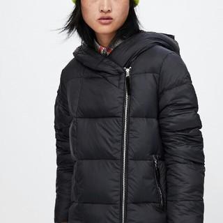 ザラ(ZARA)のZaraダウンコート 折り襟フード付き保暖効果 人気ダウンコート(ダウンコート)