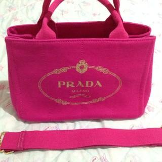 PRADA プラダ カナパ 美品