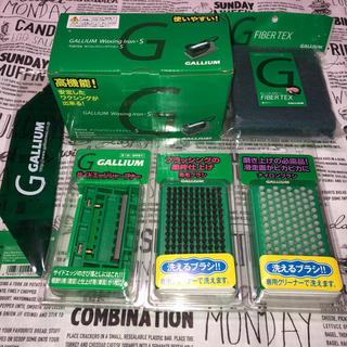 ガリウム(GALLIUM)のGALLIUM ガリウム未使用品6点セット 定価2万円分 (その他)