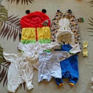 アディダス(adidas)の新生児(ロンパース)