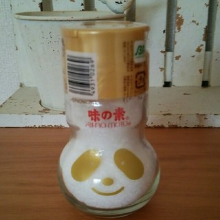 アジノモト(味の素)の味の素 ゴールドパンダ(調味料)