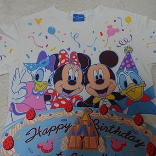 ディズニー(Disney)のDisney ディズニー バースデー Tシャツ(Tシャツ(半袖/袖なし))