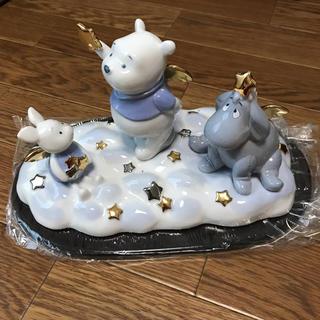 Disney - エンジェル プー 陶器製 置物