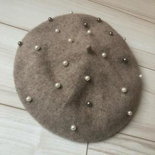 トゥララ(TRALALA)のベレー帽(ハンチング/ベレー帽)