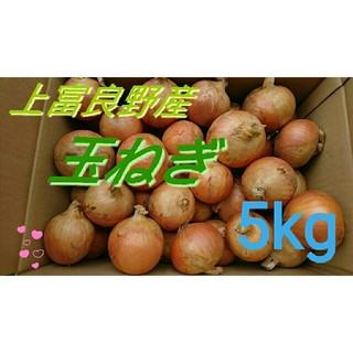 ○H30○上富良野産○玉ねぎ○5kg○(野菜)