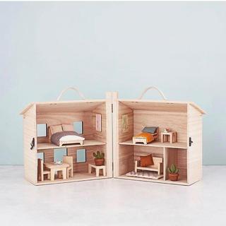 キャラメルベビー&チャイルド(Caramel baby&child )の日本未入荷♡ オリエラ 家具セット(知育玩具)