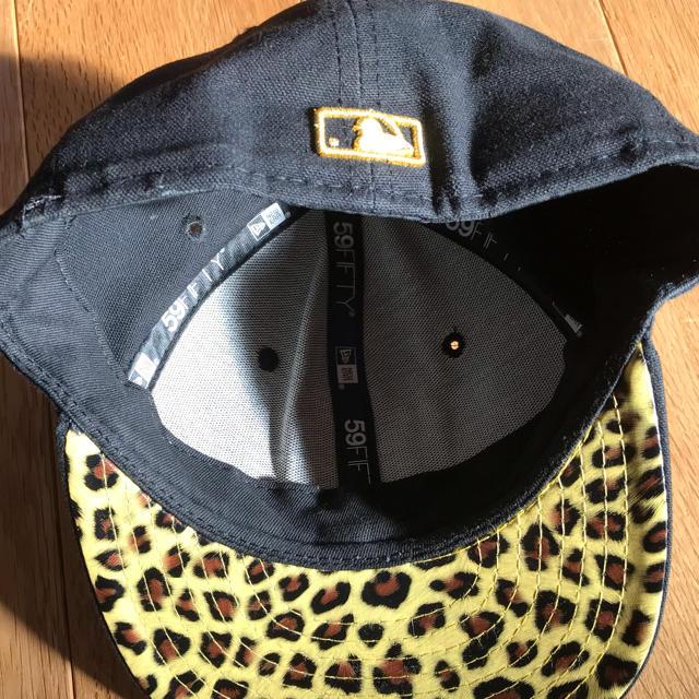 6f6aa8146bcbc NEW ERA - ニューエラ newera キッズ キャップ 帽子 52㎝の通販 by ma ...