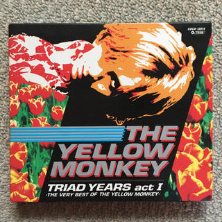 THE YELLOW MONKEY/トライアド・イヤーズ・アクト1~ザ・ヴェリ…(ポップス/ロック(邦楽))