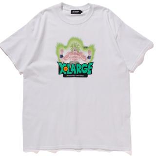 エクストララージ(XLARGE)のエクストララージ ドラゴンボール Tシャツ ブロリー L 送料無料 新品未使用(Tシャツ/カットソー(半袖/袖なし))