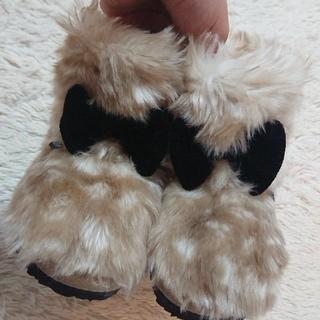 ジェニィ(JENNI)のシスタージェニイ ムートン ブーツ(ブーツ)