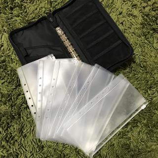 ムジルシリョウヒン(MUJI (無印良品))の無印 パスポートケース(日用品/生活雑貨)