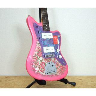 フェンダー(Fender)のFender Japan 60s Jazzmaster Pink Paisley(エレキギター)