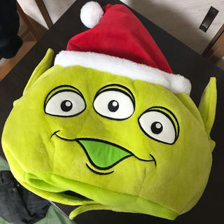 リトルグリーンメン(リトル・グリーン・メン)のDisney ディズニー TOY STORY リトルグリーンメン クリスマス(キャラクターグッズ)