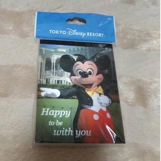 ディズニー(Disney)のミッキー 実写メモ帳(ノート/メモ帳/ふせん)