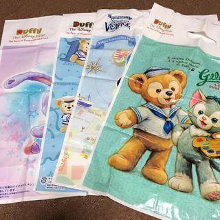 ディズニー(Disney)のディズニーお土産用袋セット(ショップ袋)