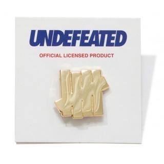 アンディフィーテッド(UNDEFEATED)の【新品】UNDEFEATED ICON PIN アンディフィーテッド ピンバッジ(その他)