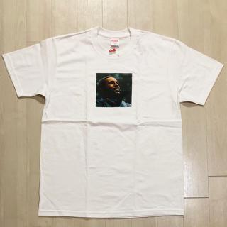シュプリーム(Supreme)の新品 送料込 シュプリーム × マーヴィン ゲイ Wネーム Tシャツ ホワイト(Tシャツ/カットソー(半袖/袖なし))