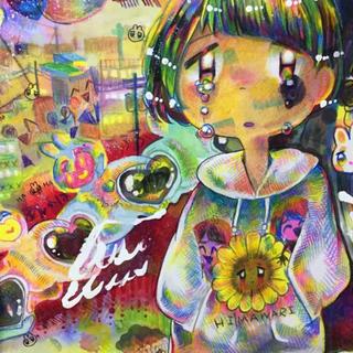 手描きイラスト(アート/写真)