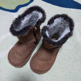 キッズフォーレ(KIDS FORET)のKids Foret ブーツ ムートン(ブーツ)