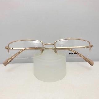 プラダ(PRADA)のプラダ PRADA 新品 送料無料 ナイロール レディース 眼鏡 スクエア(サングラス/メガネ)