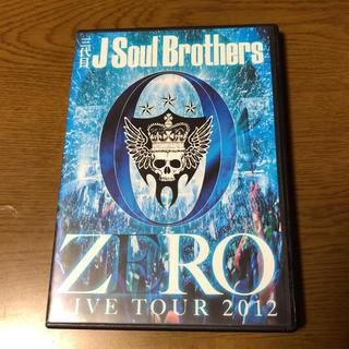 三代目J Soul Brothers ZERO LIVE TOUR 2012(ミュージック)