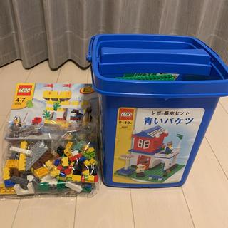 レゴ(Lego)のレゴ 青いバケツ4267 & キャッスル6193(積み木/ブロック)