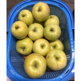 味自慢!青森県産りんご 王林 5キロ(フルーツ)