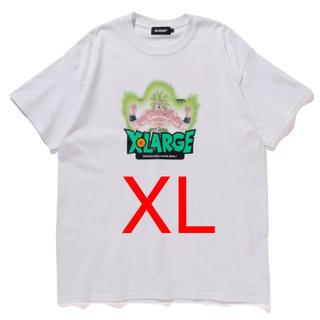エクストララージ(XLARGE)のXLARGE ドラゴンボール ブロリー Tシャツ 白(Tシャツ/カットソー(半袖/袖なし))