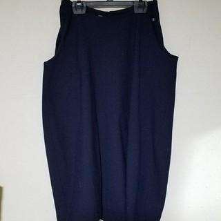 フォーティファイブアール(45R)の45R新品ウールストレッチスカート(ひざ丈スカート)