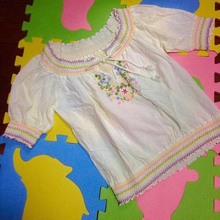 ミスティウーマン(mysty woman)のミスティウーマン 半袖トップス(Tシャツ(半袖/袖なし))