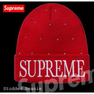 Supreme - Supreme Studded Beanie シュプリーム ビーニー ニット帽子