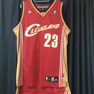 アディダス(adidas)のadidas NBA ユニフォーム バスケ タグ付き 新品未使用(バスケットボール)